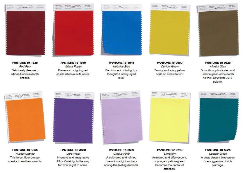 Un tocco nuovo per la casa? Scegli tra i colori Pantone di tendenza!